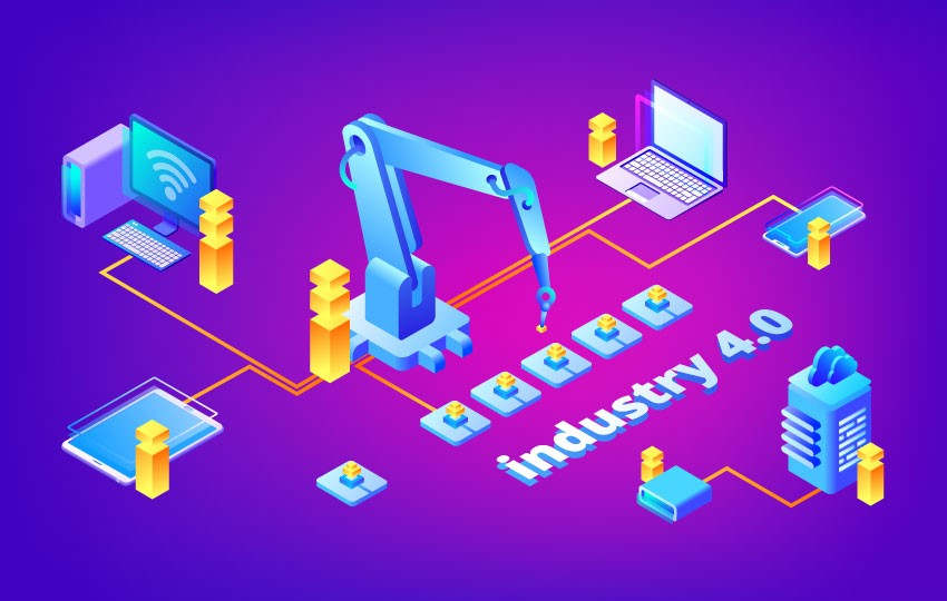 Industry 4.0: Challenges and perspectives for the factory of the future and intelligent machining